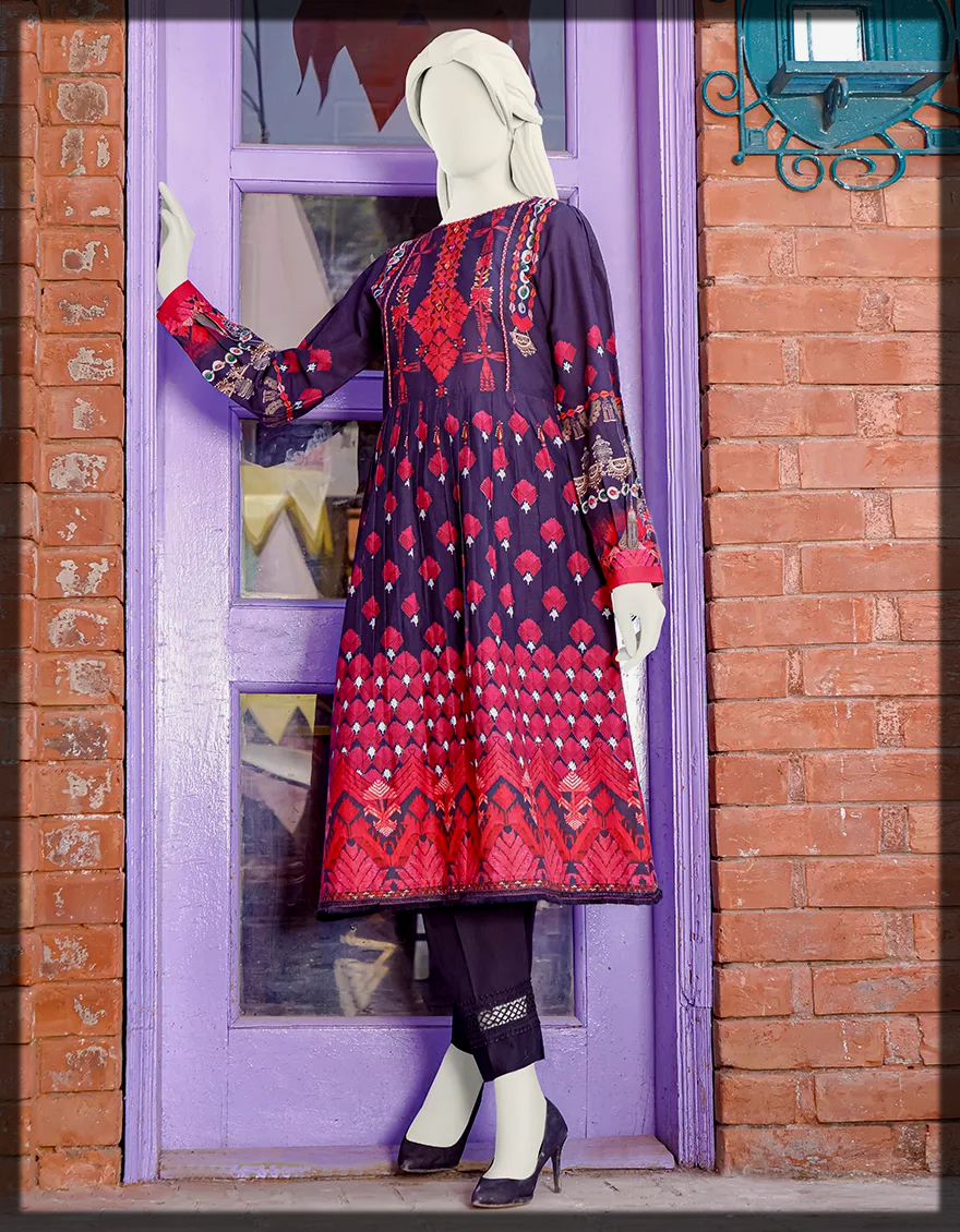 classy eid frocks collection