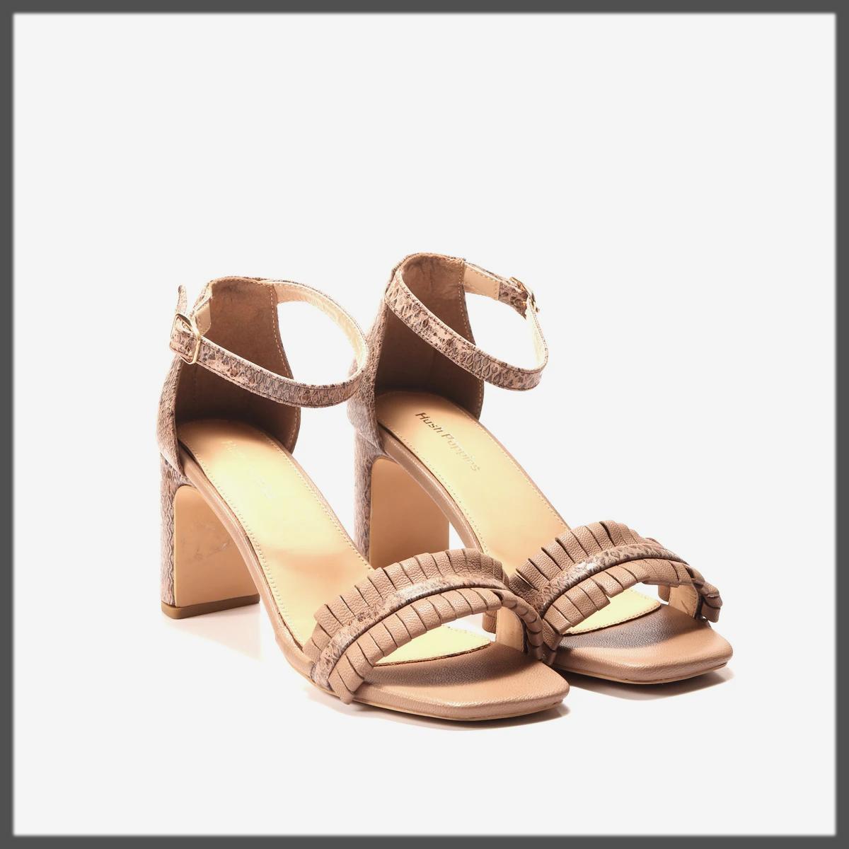 classy summer footwear for ladies