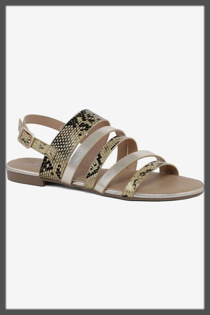 dazzling casual summer sandals for women