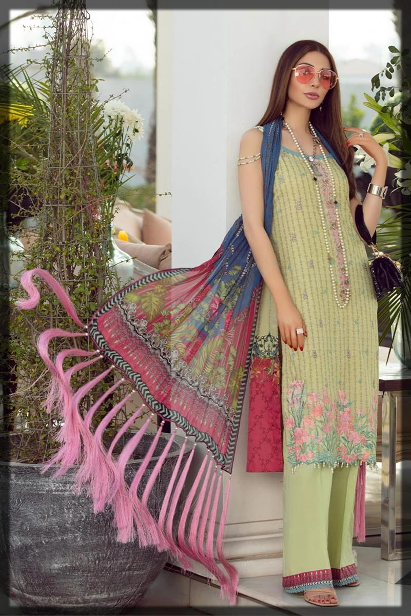 Rang Rasiya Summer Collection
