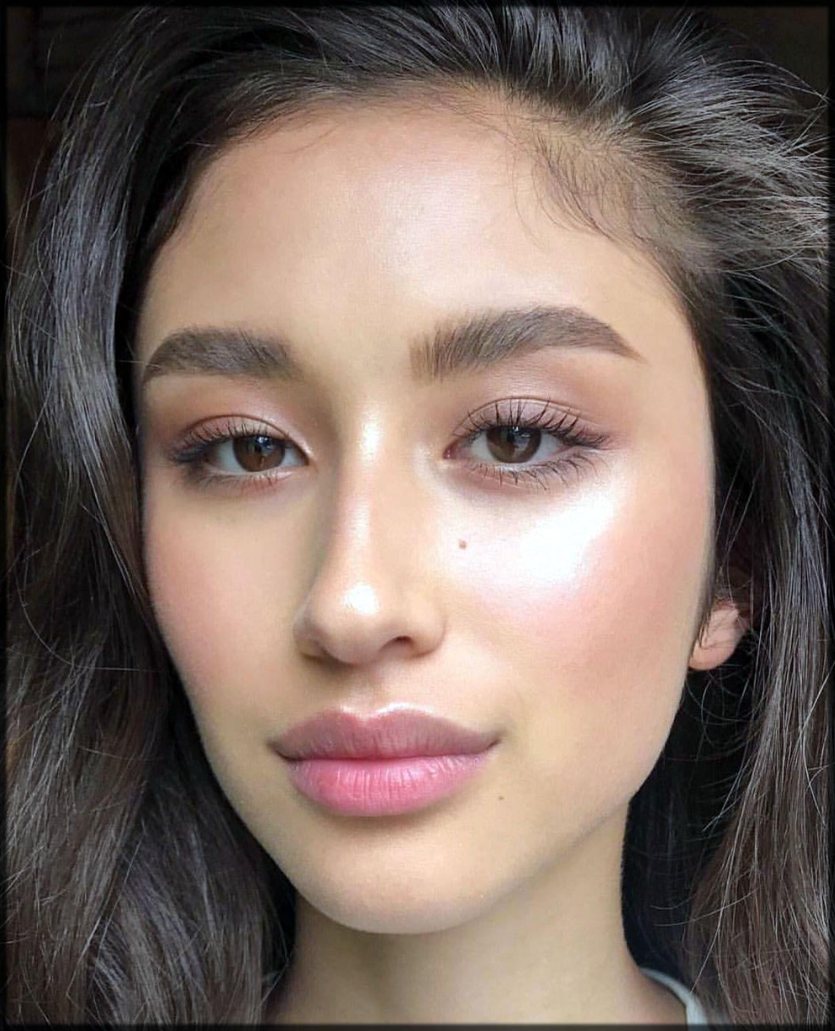 flawless summer makeup look