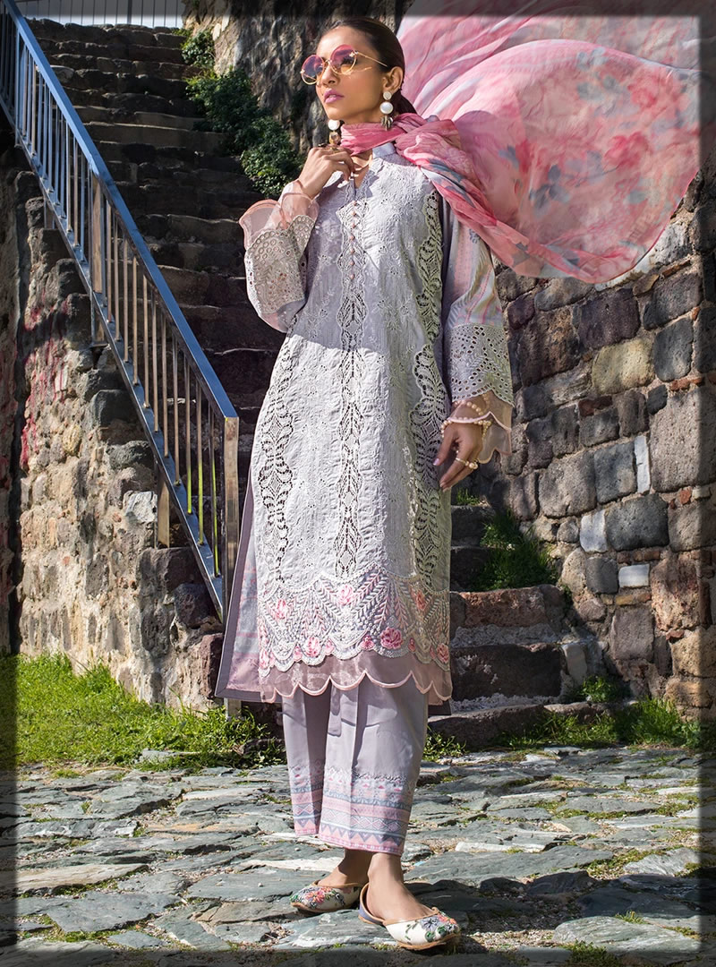 Zainab Chottani Summer Collection