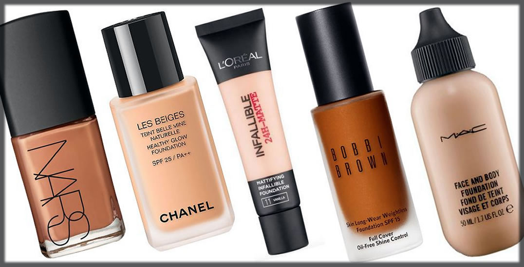 how To Apply Foundation correctly