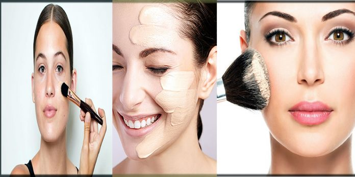 how To Apply Foundation quickly
