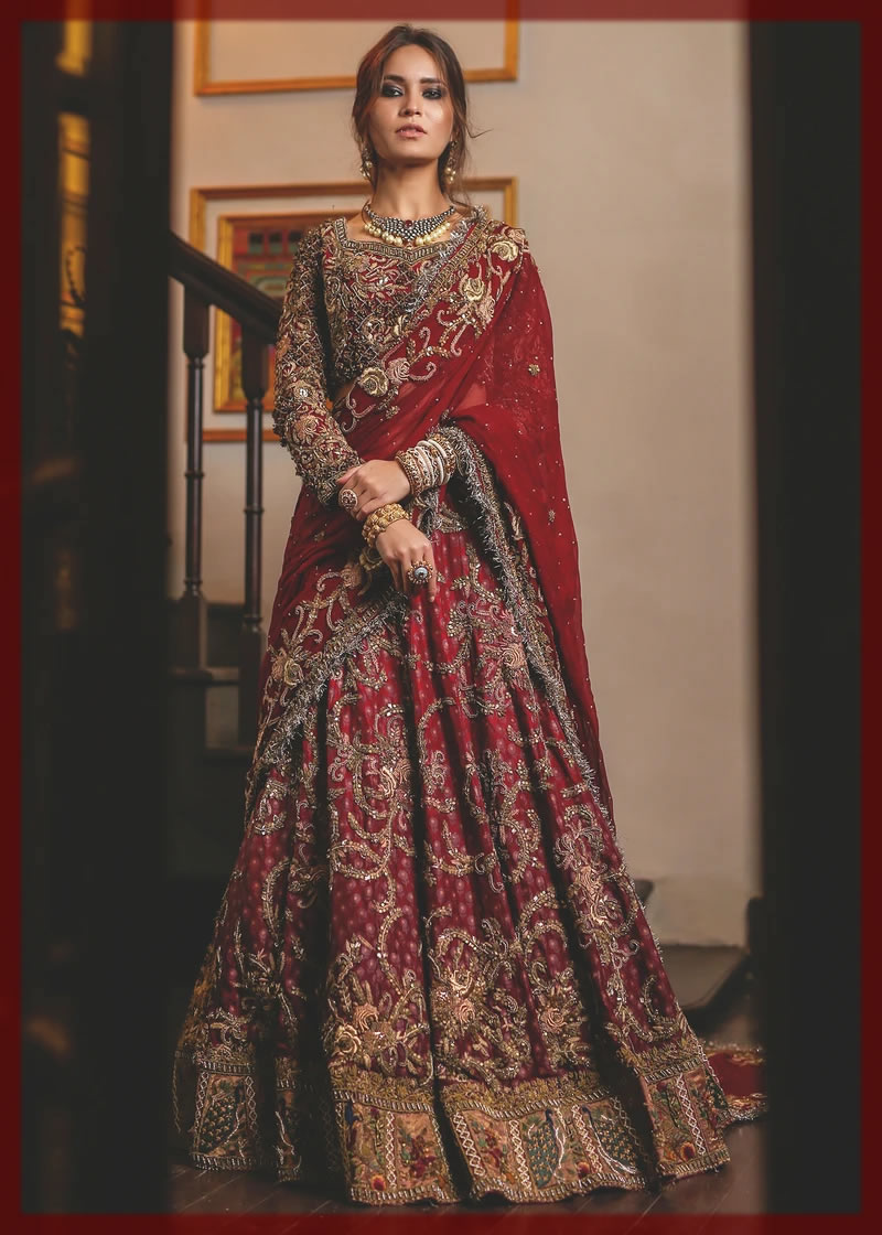 hsy bridal saree collection