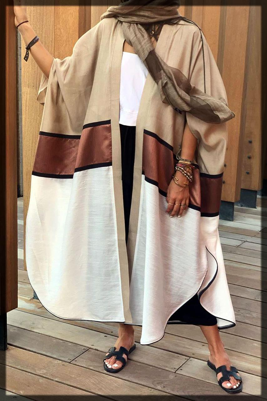 impressive Dubai Style Abaya