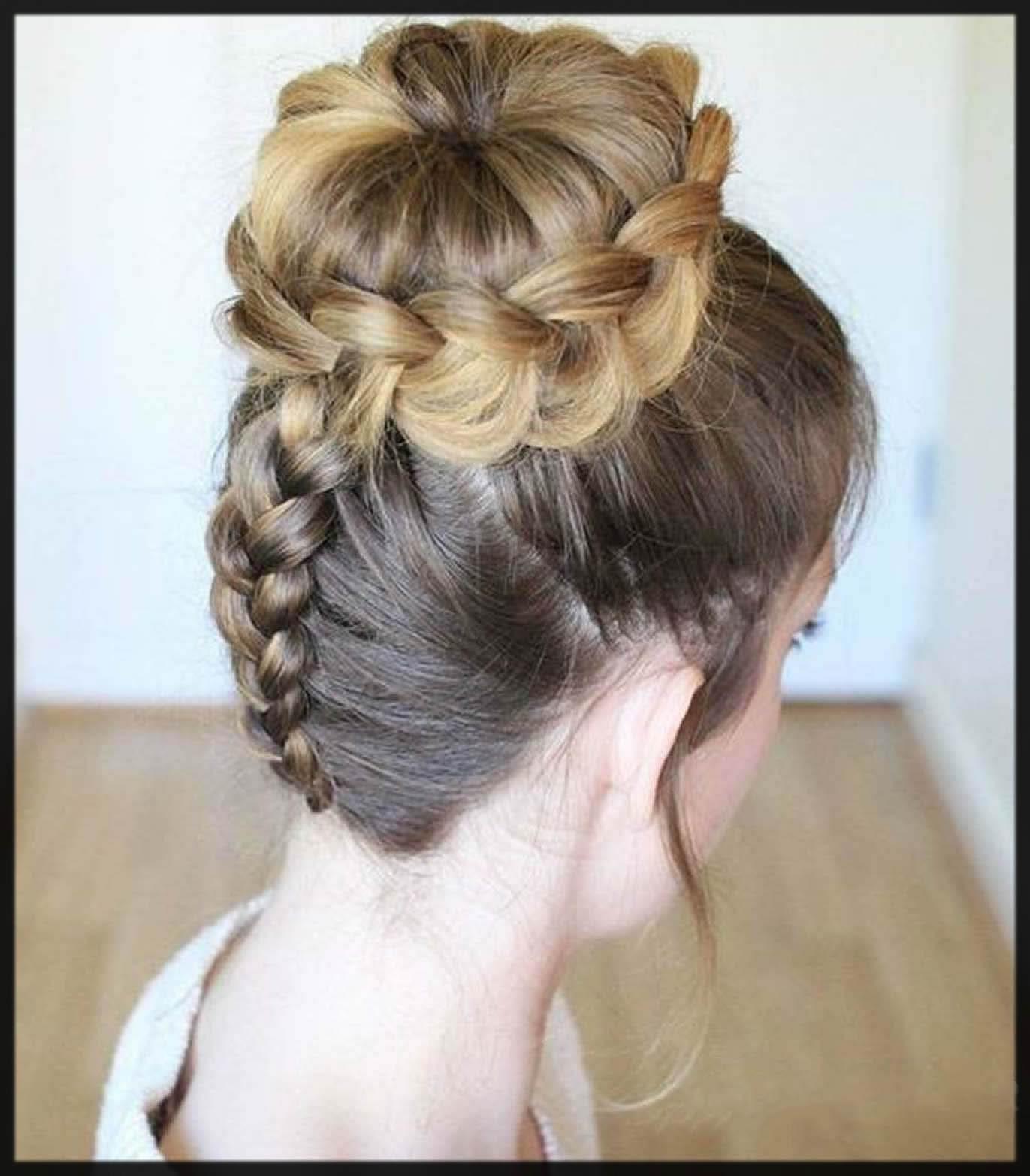 impressive hair bun