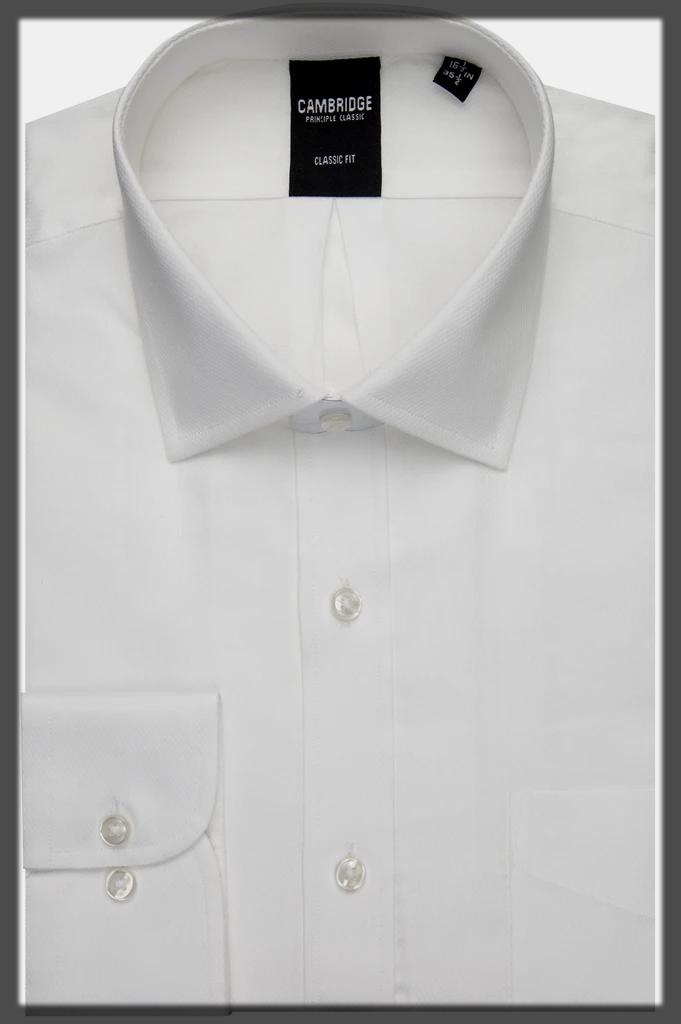 impressive white summer formal shirt