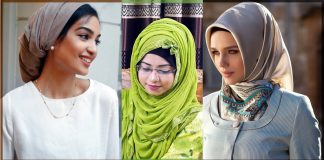 12 Unique Hijab Styles for Girls for School, College and University