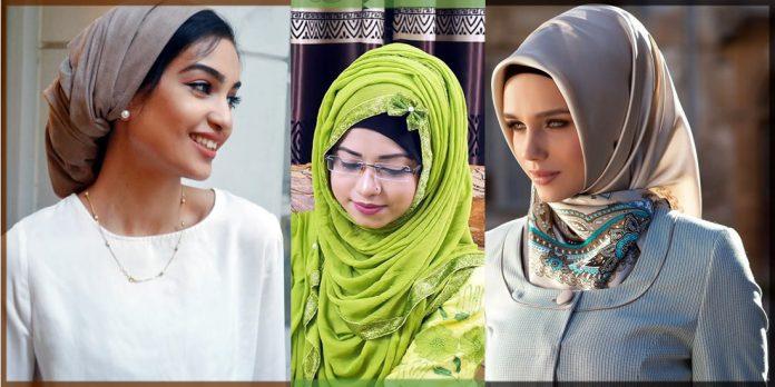 jazzy Hijab Styles For University Girls
