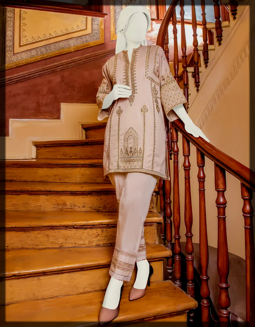latest Junaid Jamshed Eid Collection for women