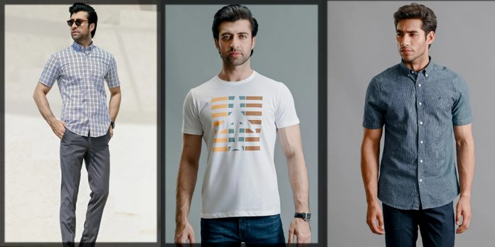 latest and classy Cambridge Summer Collection for men
