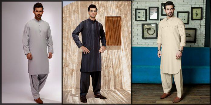 latest edenrobe shalwar kameez for men