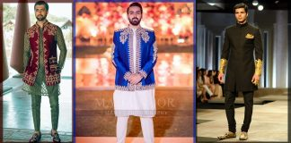 Latest Groom Nikkah Dresses 2021 in Pakistan - Nikah Day Collection