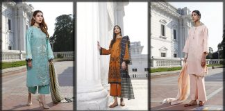 Ittehad Textiles Summer Collection Lawn 2021 [Prices] - New Arrivals