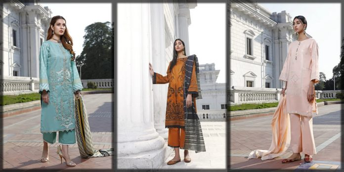 latest ittehad textiles summer collection