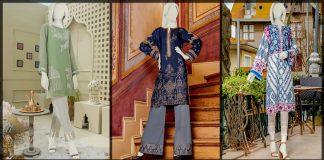 Junaid Jamshed Kurti Collection 2021 - J. Women Kurti Designs with Price