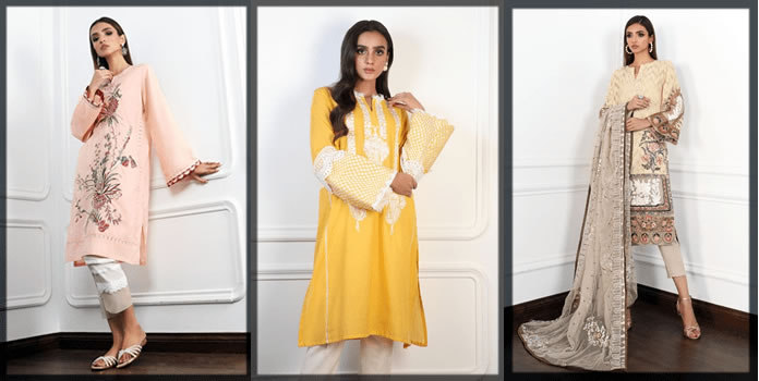 latest sana safinaz eid collection for women