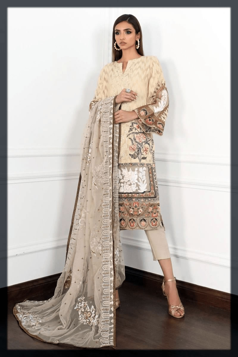 latest sana safinaz eid collection