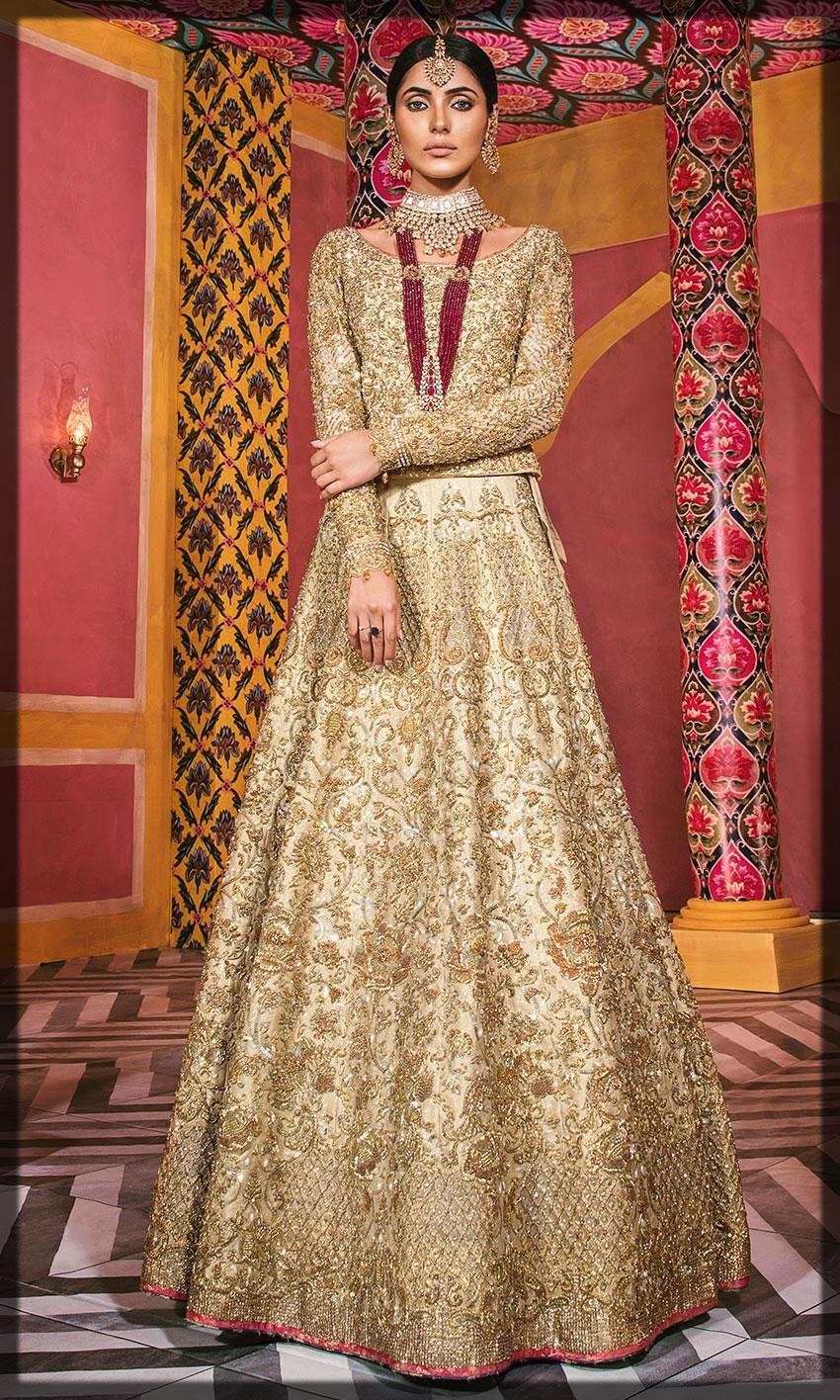 lavish nomi ansari bridal dresses