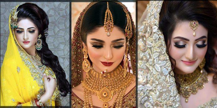 magnificant Bridal mehndi Makeup Tutorial