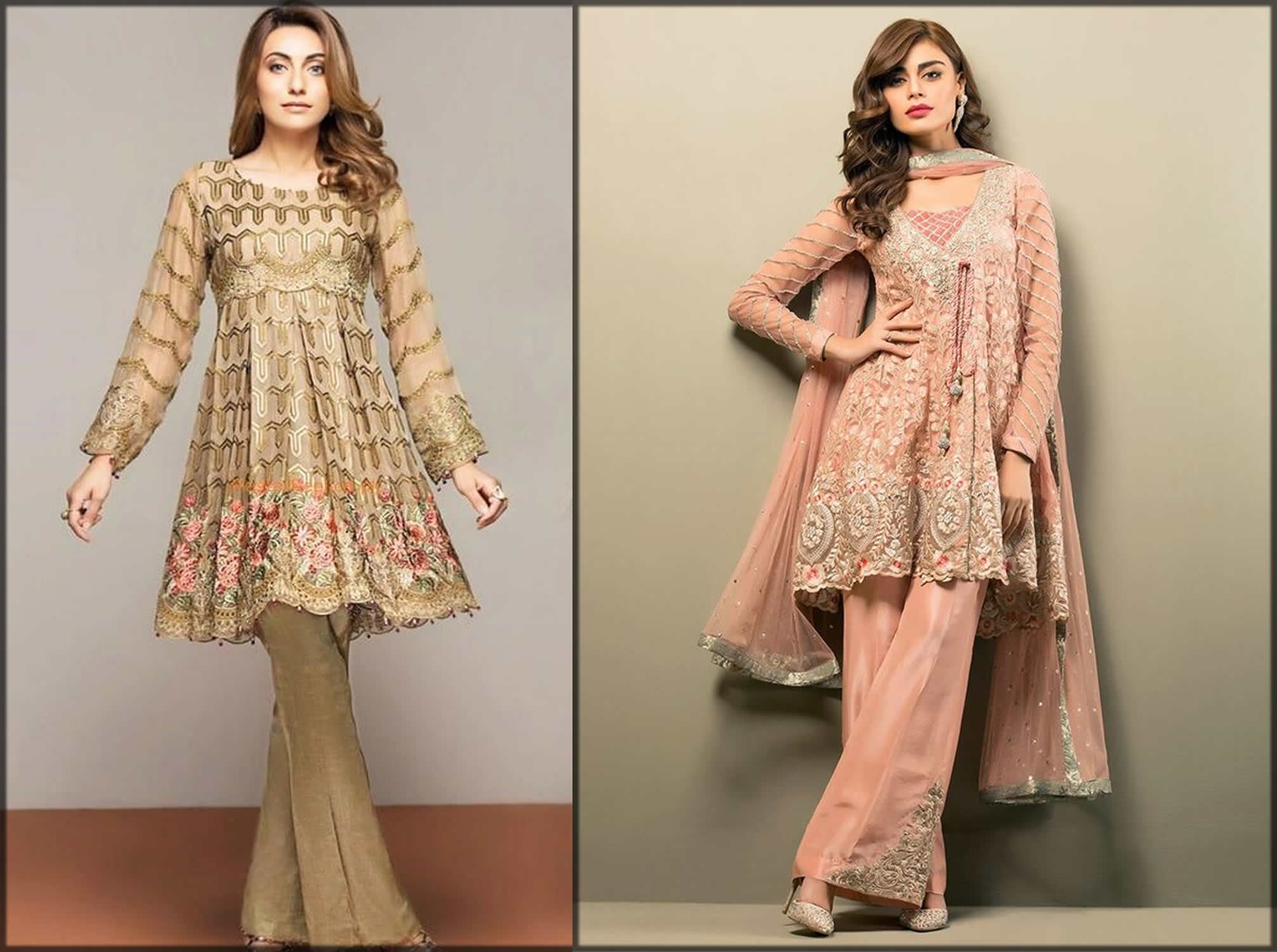Pakistani Wedding Guest Dresses