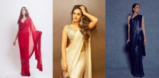 Manish Malhotra Saree Collection 2021 - Designer Sarees for Wedding