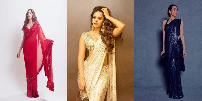 Manish Malhotra saree collection 2020