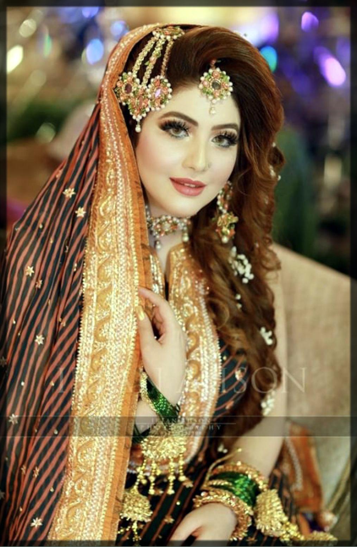 modest Pakistani Bridal Makeup Tutorial