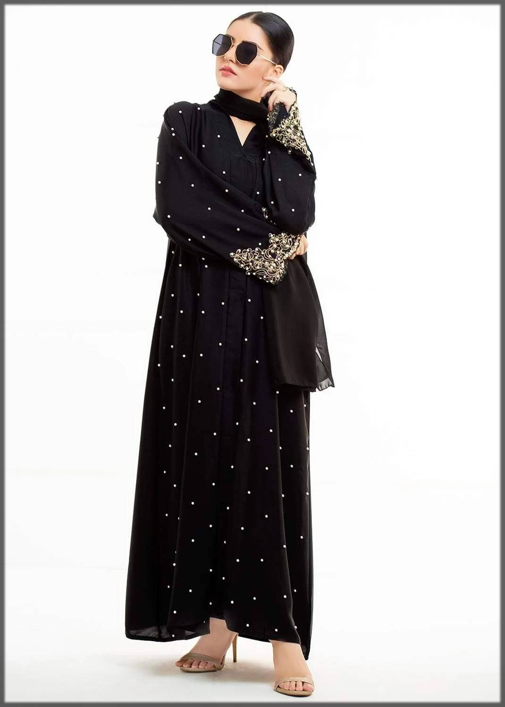 motifs fancy abaya designs