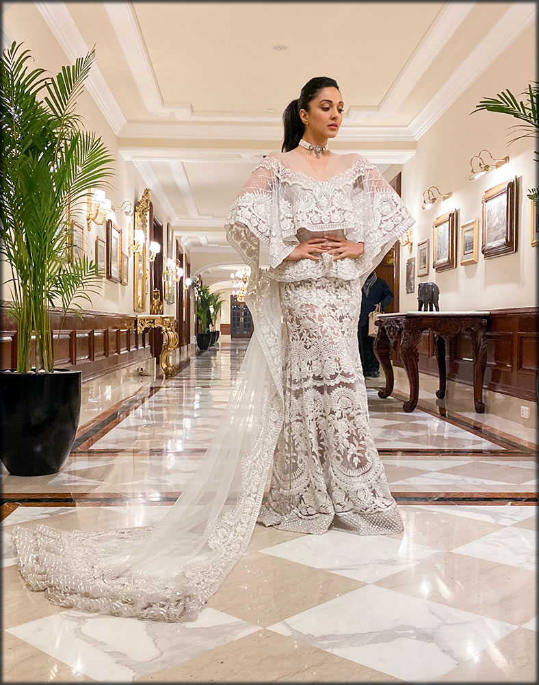 nikkah dress from Manish Malhotra Bridal Collection