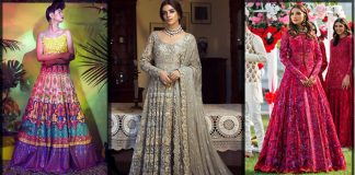 Nomi Ansari Bridal Dresses 2021 Latest Collection for All Wedding Events