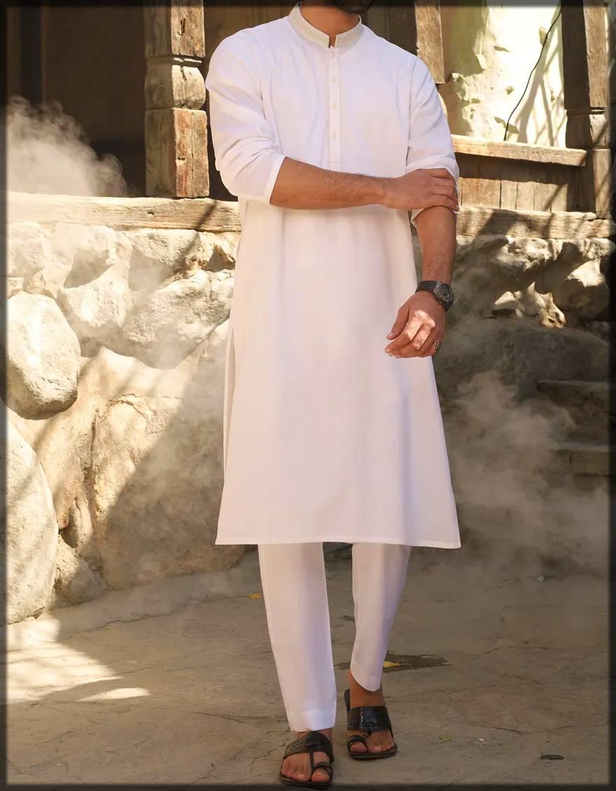off-white attire for men