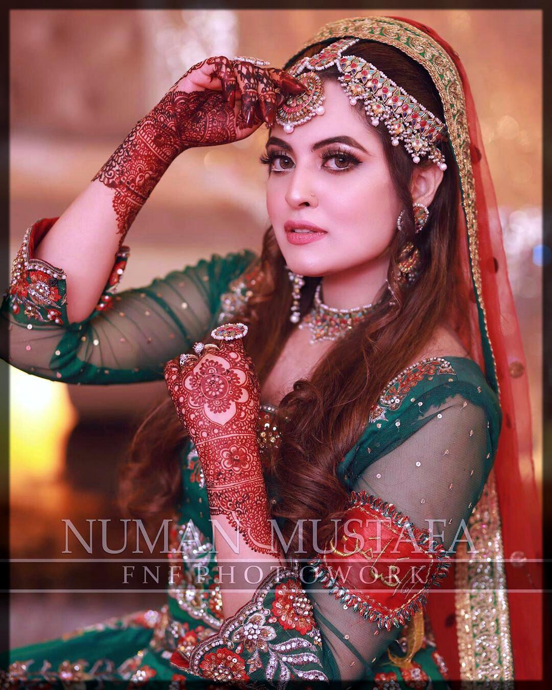 pakistani brial makeup look ideas