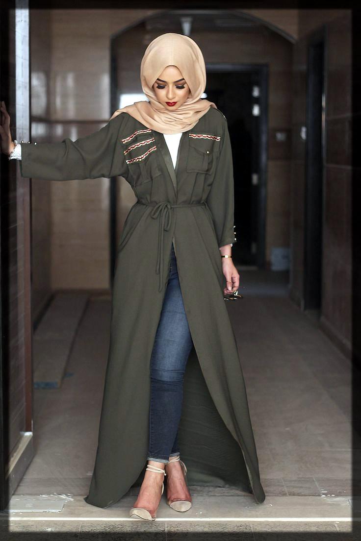 slaying modern hijjab style