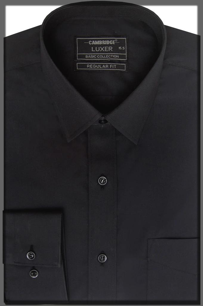 sleek black cambridge summer collection