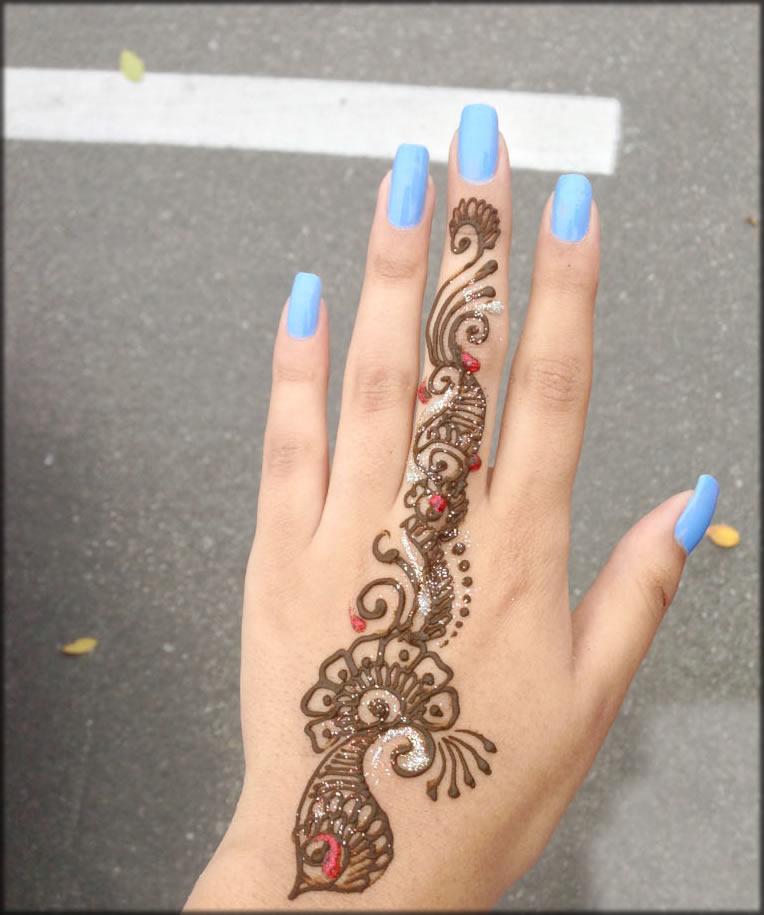 sparkly glitter designs