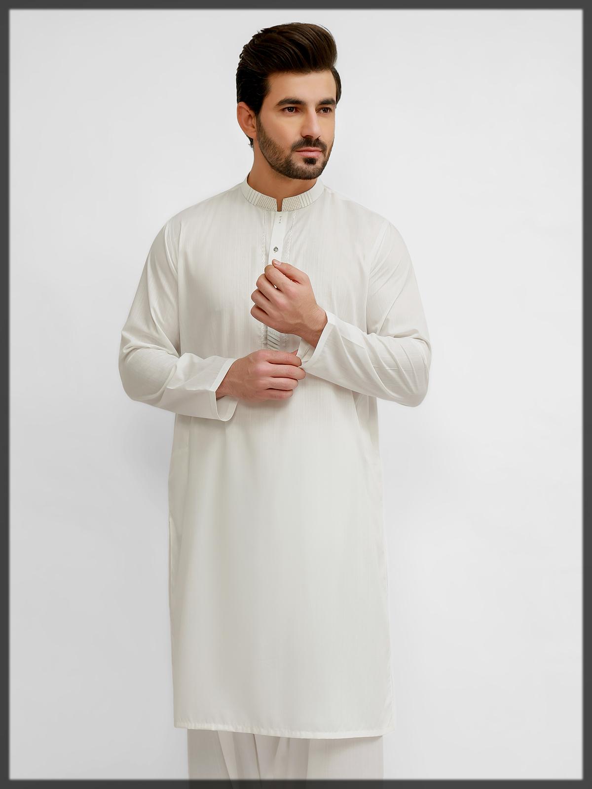 stunning Edenrobe Shalwar Kameez for men