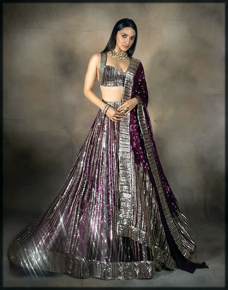 stunning Manish Malhotra Bridal Collection