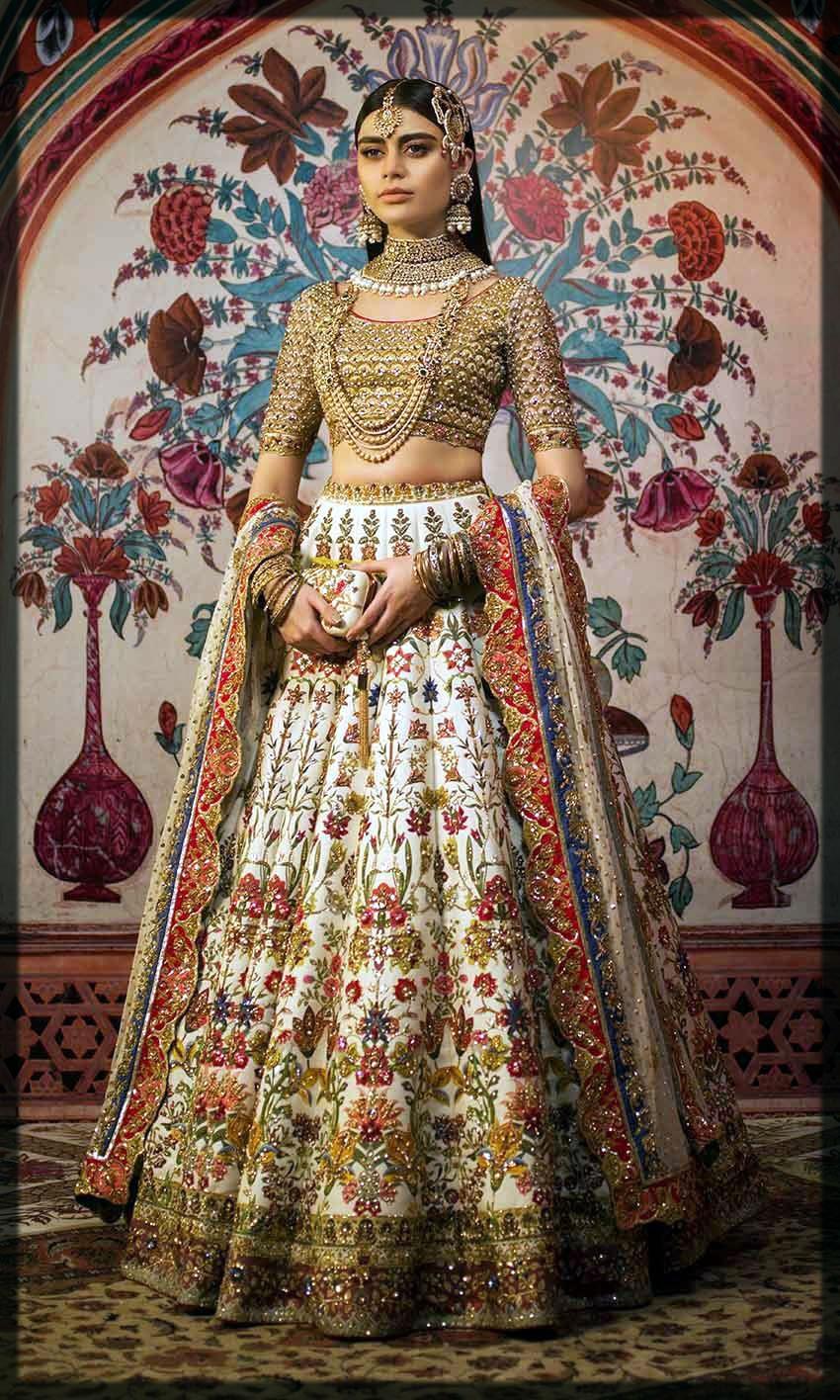 stunning nomi ansari bridal dresses collection