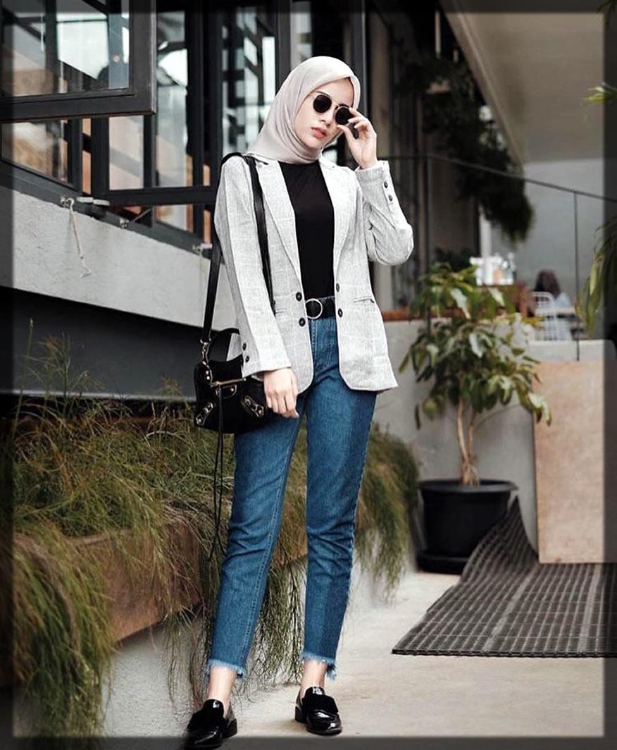 stylish Casual Hijab Styles