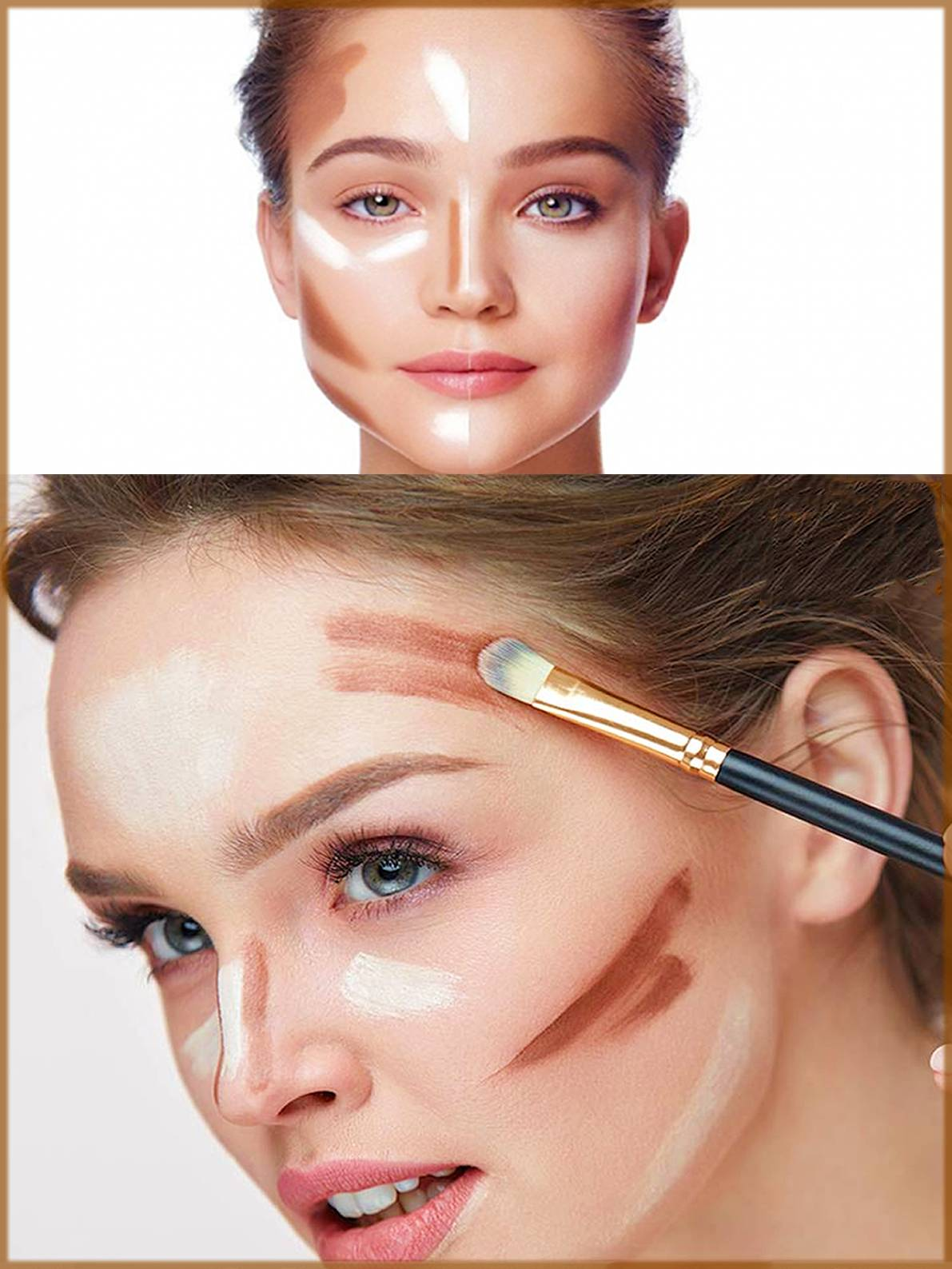 techniques for how to contour your face