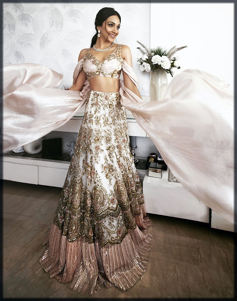 tpink lavish manish malhotra bridal collection