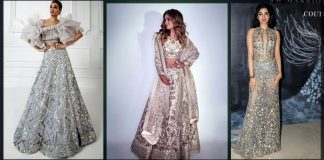 Latest Manish Malhotra Bridal Collection 2021 for Indian Brides Wedding