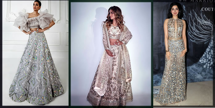 trendy Manish Malhotra Bridal Collection