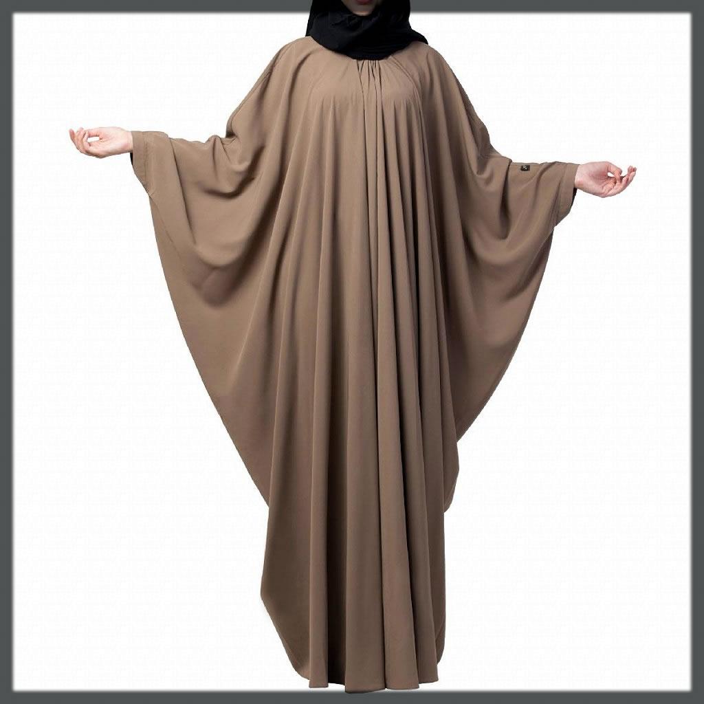 trendy kuftan abaya style