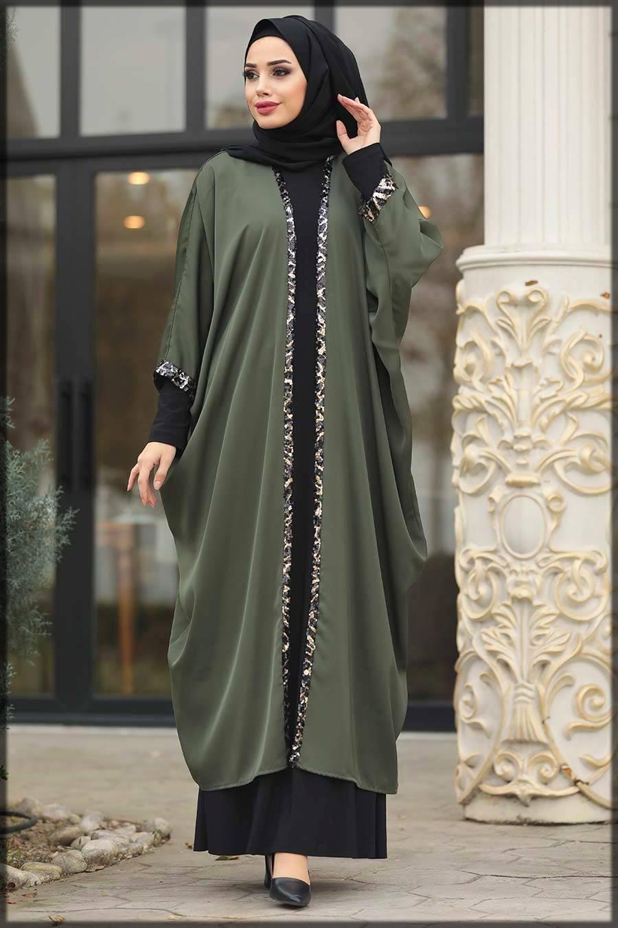 turkish fancy abaya