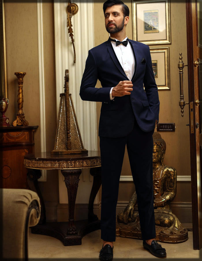 two piece suit for walima