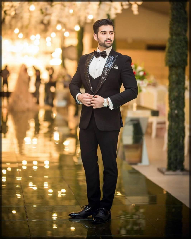 wedding dress for men on walima