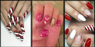 Festive Christmas Nail Art Designs for 2021 with Step by Step Instructions
